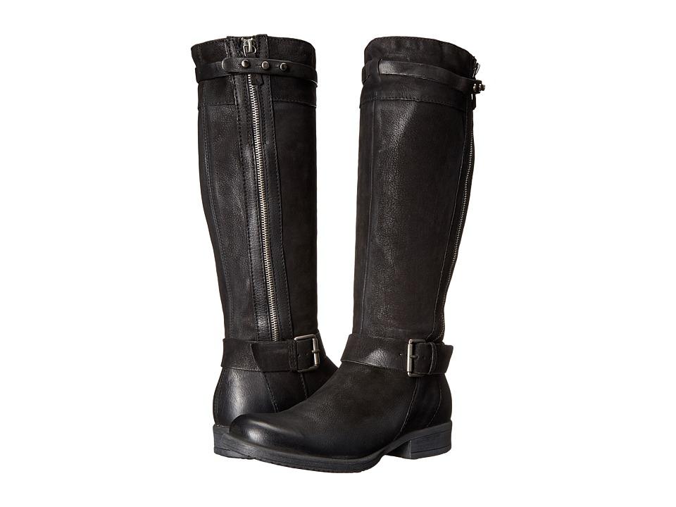 Miz Mooz - Nicola (Black) Women's Zip Boots