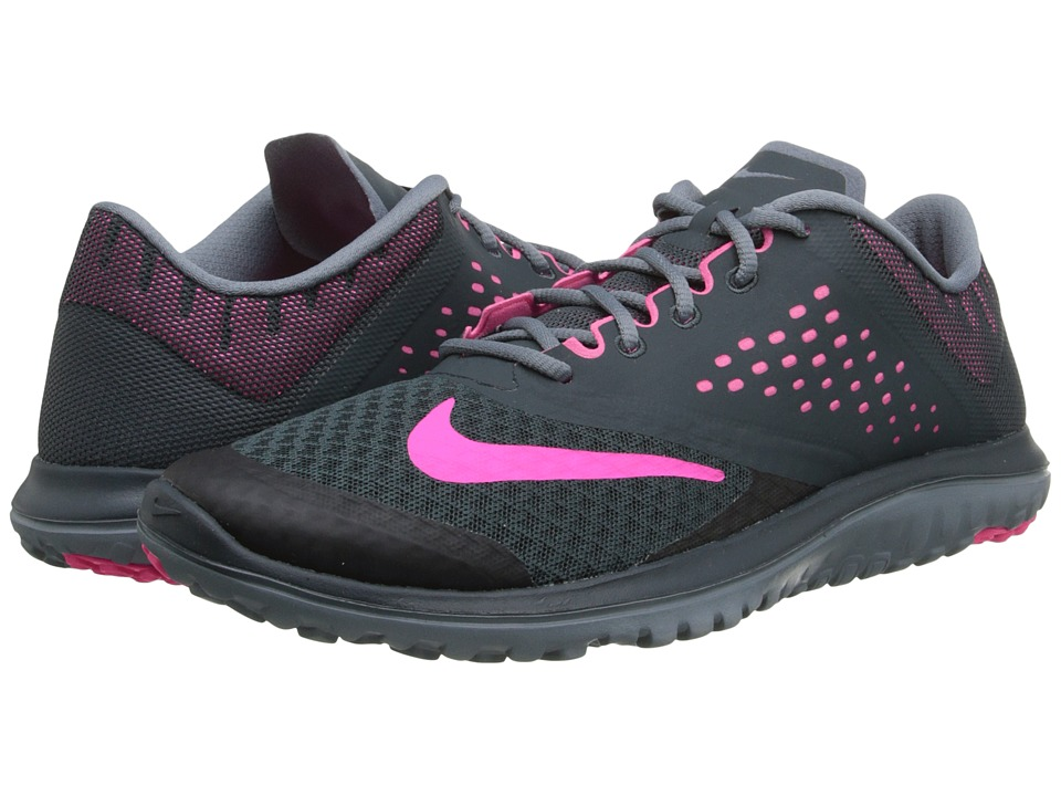 ... Womens Running Shoes | upcitemdb.com UPC 885259775066 product image for  Nike - FS Lite Run 2 (Classic Charcoal/Blue ...
