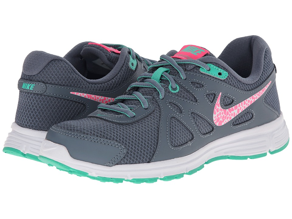 Nike - Revolution 2 (Blue Graphite/Menta/White/Pink Pow) Women