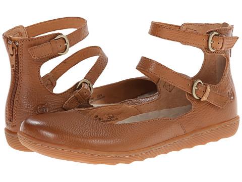 Born - Bennett (Golden Sand (Light Brown) Full Grain) Women's Shoes