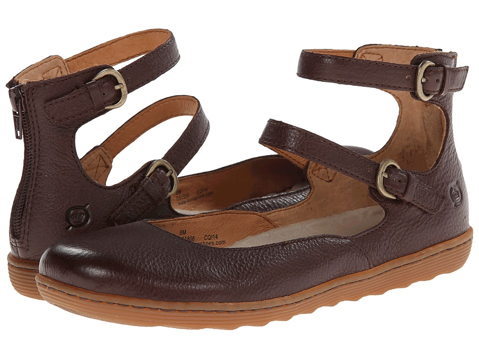 Born - Bennett (Gingerbread (Brown) Full Grain) Women's Shoes