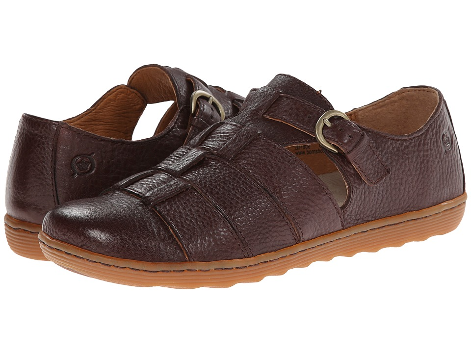 Born - Marit (Gingerbread (Brown) Full Grain) Women's Shoes