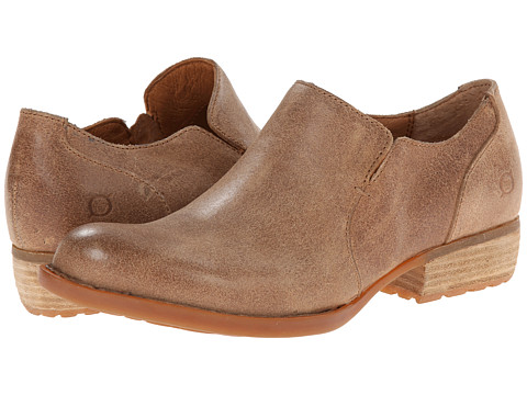 Born - Lovise (Sand (Natural)) Women's Shoes