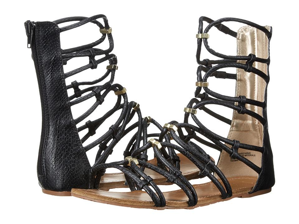 XOXO - Galina (Black Snake) Women's Shoes