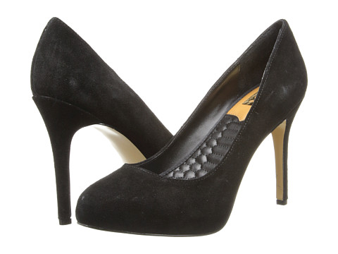 DV by Dolce Vita - Graysen (Black Suede) High Heels