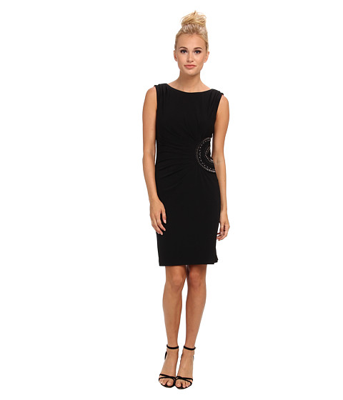 Tahari by ASL - Dino - RT (Black) Women's Dress