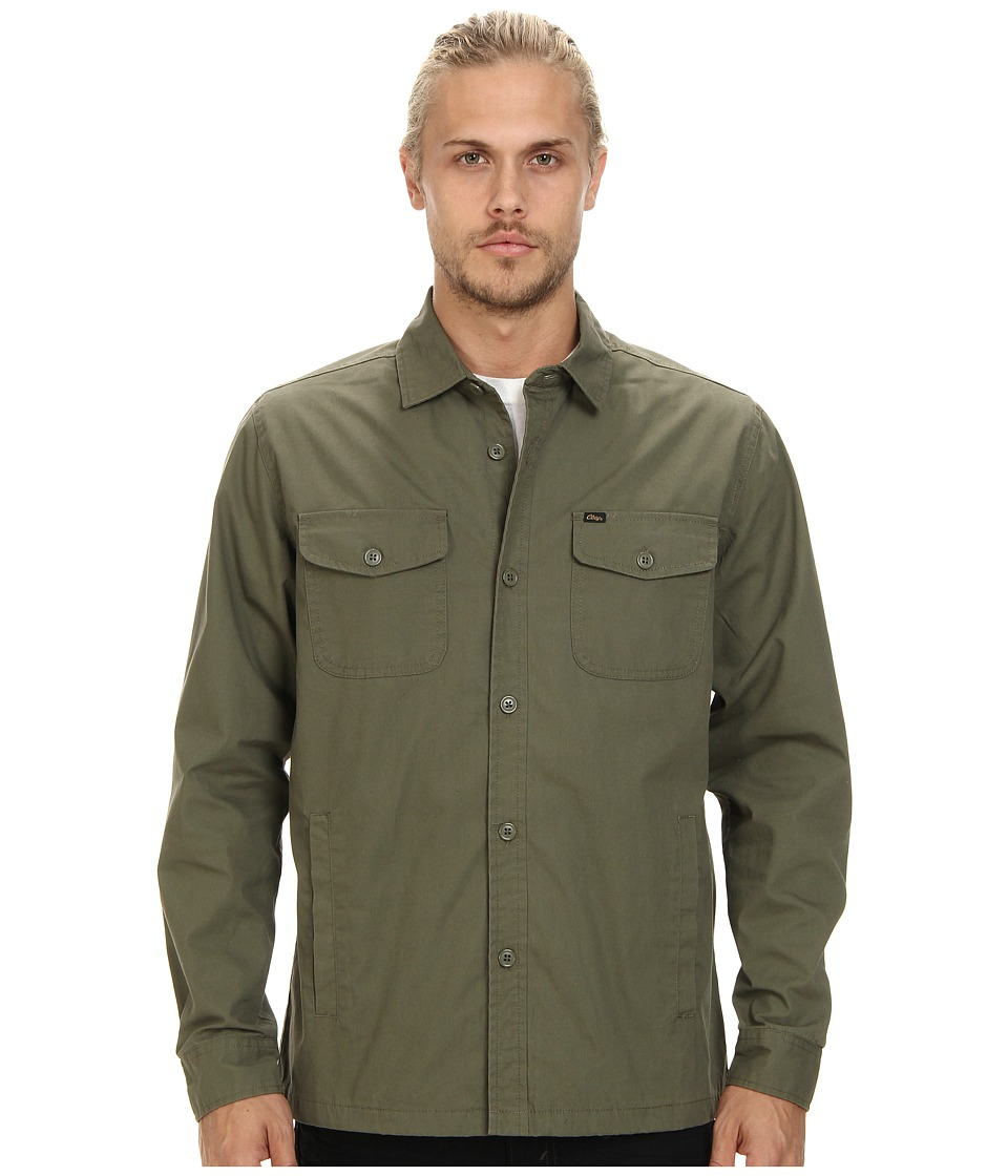 Obey - Ranger Jacket (Army) Men's Coat