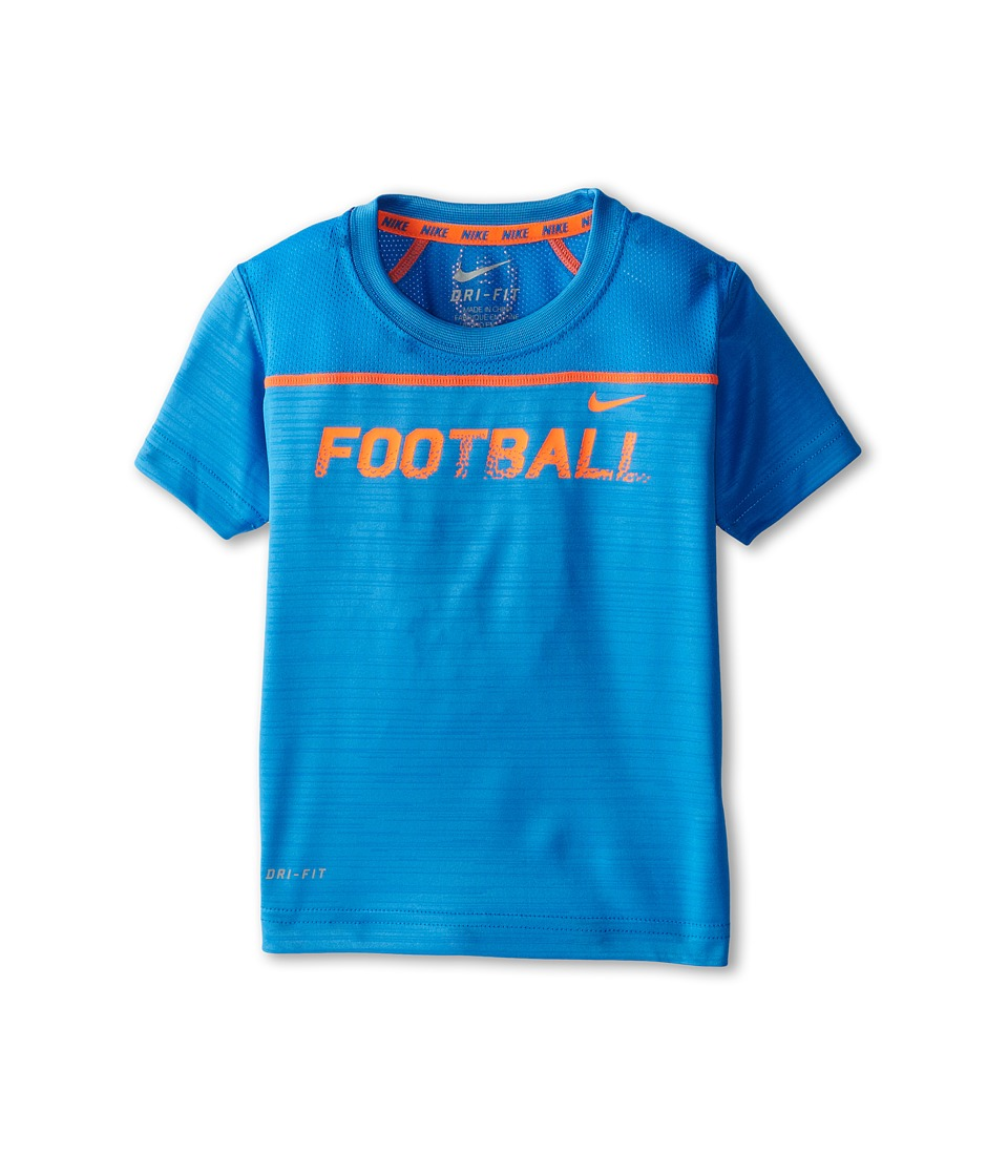 Nike Kids - Field Sport Top (Toddler) (Photo Blue) Boy's T Shirt