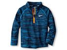 Nike Kids Element 1/2 Zip Top (Toddler) (Photo Blue)