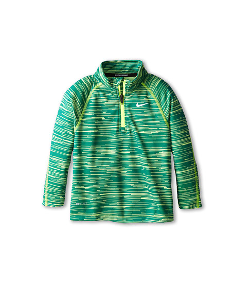 Nike Kids - Element 1/2 Zip Top (Little Kids) (Rift Blue) Boy