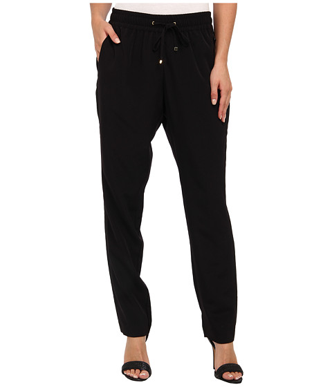 Calvin Klein - CDC Pant w/ Side Seam (Black) Women's Casual Pants
