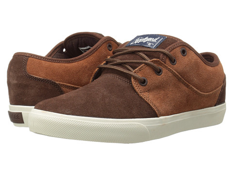 Globe - Mahalo (Ginger/Brown) Men's Skate Shoes