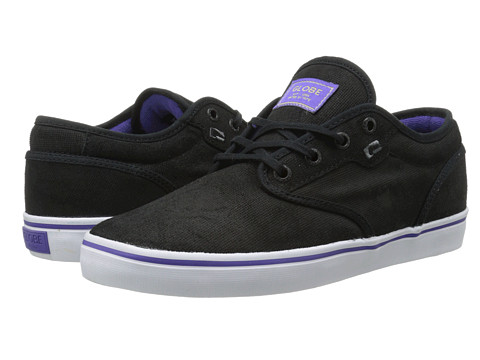 Globe - Motley (Black/Purple) Men