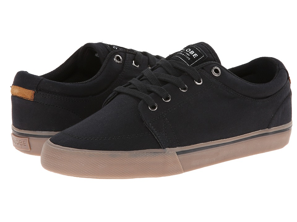 Globe - GS (Black/Gum) Men's Skate Shoes