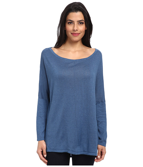 Christin Michaels - Katie 3/4 Sleeve Top (Astral) Women