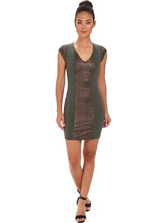 SALE! $40.99 - Save $43 on BB Dakota Declan Dress (Military) Apparel - 51.20% OFF $84.00