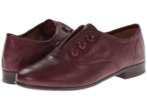 Miz Mooz - Augustin (Plum) Women's Slip on Shoes