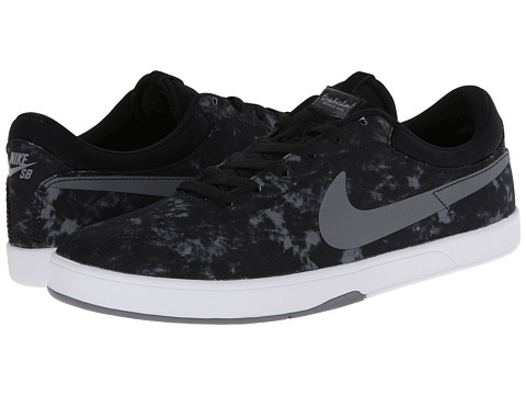 Nike SB - Eric Koston SE (Black/White/Cool Grey) Men's Skate Shoes