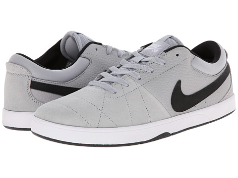 Nike SB - Rabona (Wolf Grey/White/Black) Men's Skate Shoes
