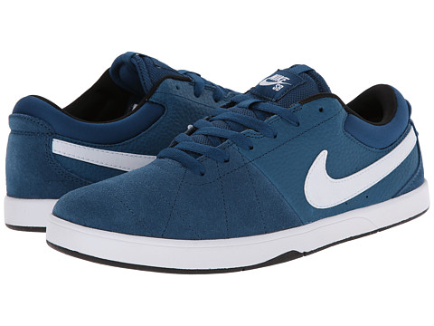 Nike SB - Rabona (Blue Force/Black/White) Men's Skate Shoes