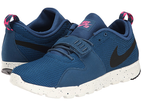 Nike SB - Trainerendor (Blue Force/Sail/Pink Pow/Black) Men