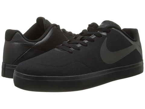 Nike SB - Paul Rodriguez CTD LR Canvas (Black/Anthracite/Black) Men