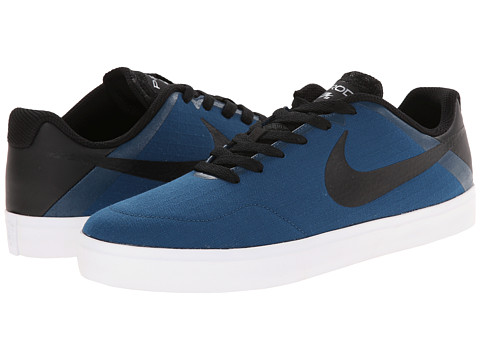 Nike SB - Paul Rodriguez CTD LR Canvas (Blue Force/Wolf Grey/White/Black) Men's Skate Shoes