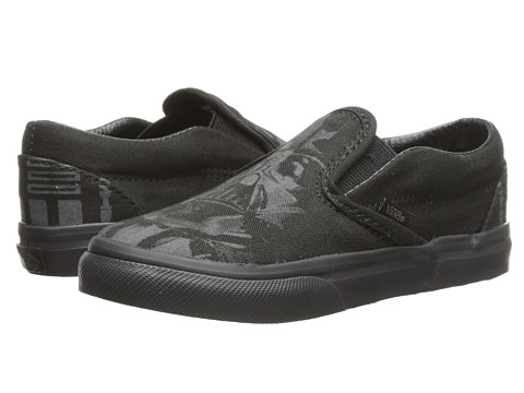 Vans Kids - Star Wars Classic Slip-On (Toddler) ((Star Wars) Dark Side/Darth Vader) Kids Shoes