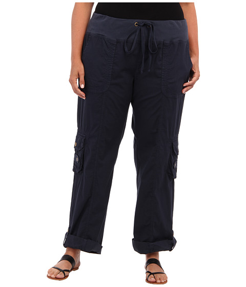 XCVI Plus Size - Plus Size Django Pant (Anchor) Women's Casual Pants
