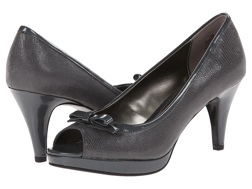 Bandolino - Mezmeriz 2 (Dark Grey/Dark Grey Fabric) Women