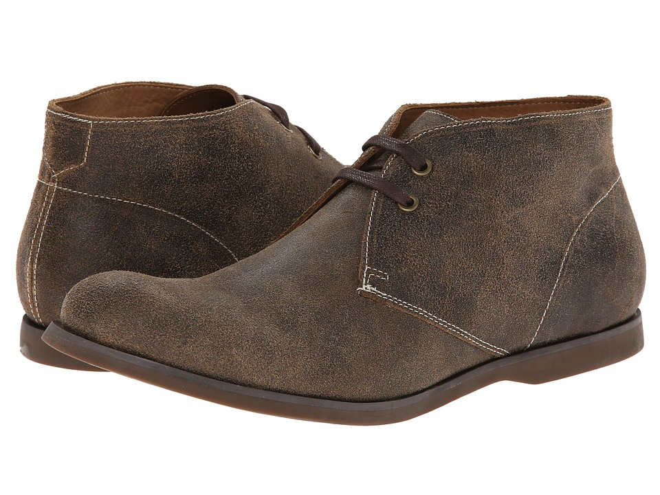 John Varvatos - Classic Chukka (Antique) Men's Lace-up Boots