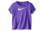 Nike Kids Legend S/S Top (Toddler) (Purple Venom)