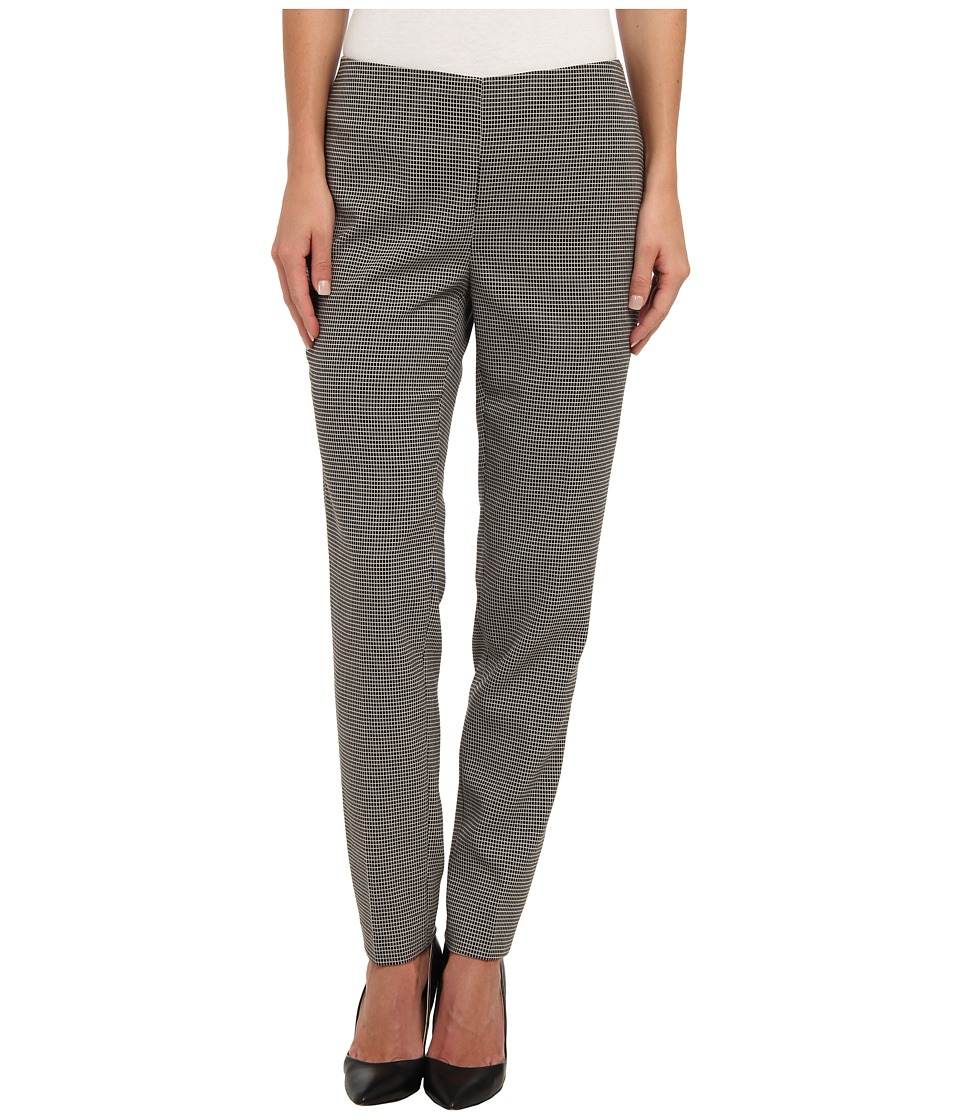 Vince Camuto - Side Zip Slim Leg Pants (Rich Black) Women's Casual Pants