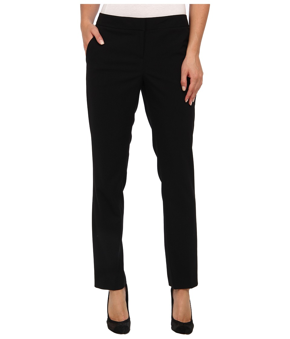 Vince Camuto - New Skinny Ankle Pant (Rich Black) Women's Casual Pants
