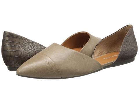 Franco Sarto - Hawk (Taupe Leather/Croc) Women