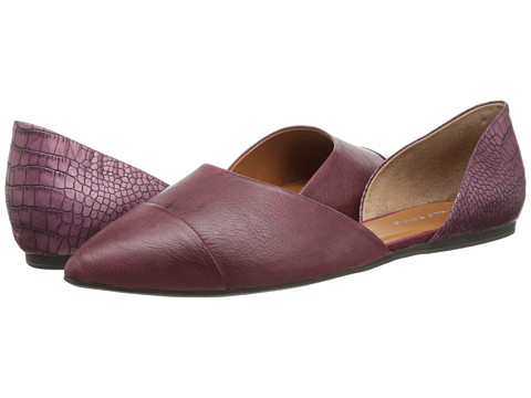Franco Sarto - Hawk (Wine Leather/Croc) Women