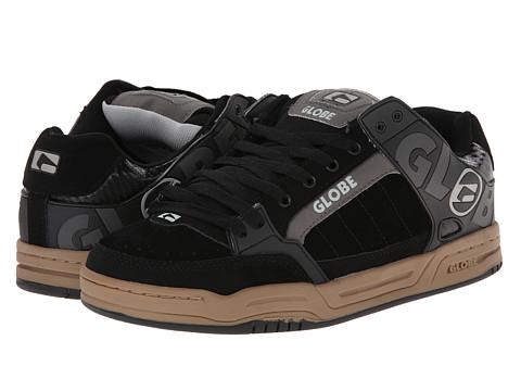 Globe – Tilt (Black/Charcoal/Grey TPR) Men's Skate Shoes