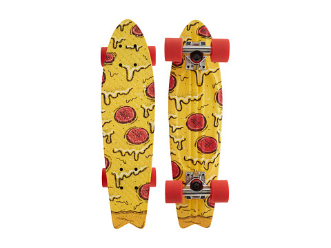 Globe - Bantam ST Graphic (Pizza) Skateboards Sports Equipment