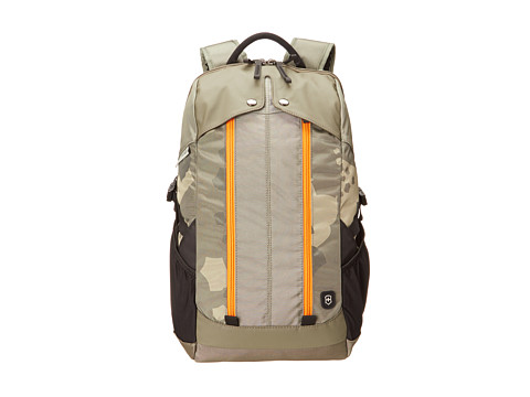 Victorinox - Altmont 3.0 - Slimline Laptop Backpack (Olive Camo) Backpack Bags