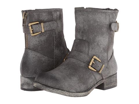 MIA - Morgan (Black) Women's Zip Boots