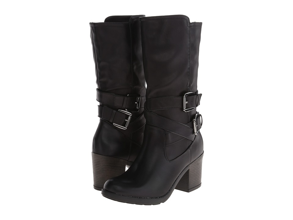 MIA - Gale (Black) Women's Pull-on Boots