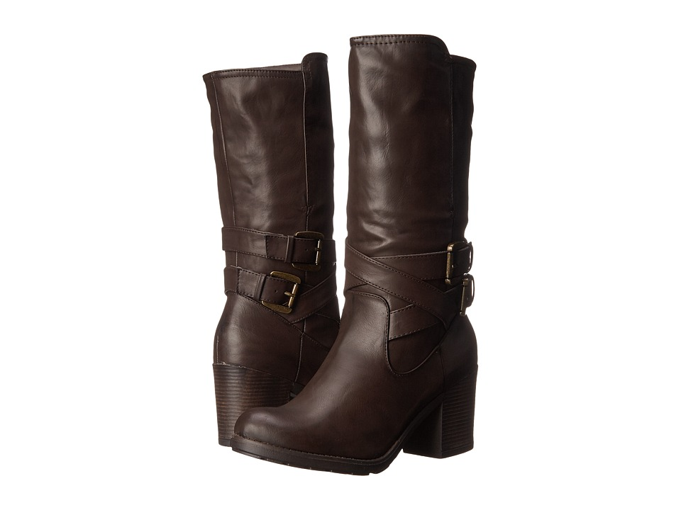 MIA - Gale (Dark Brown) Women