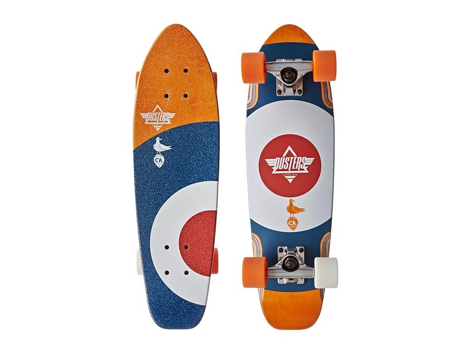 Dusters - Bird (Mod (Orange)) Skateboards Sports Equipment