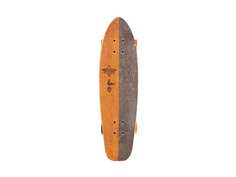 Dusters - Bird (Timber (Natural/Orange)) Skateboards Sports Equipment