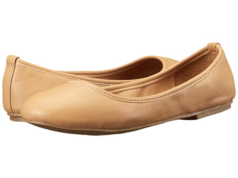 MIA - Ballerina (Nude Faux Leather) Women's Shoes