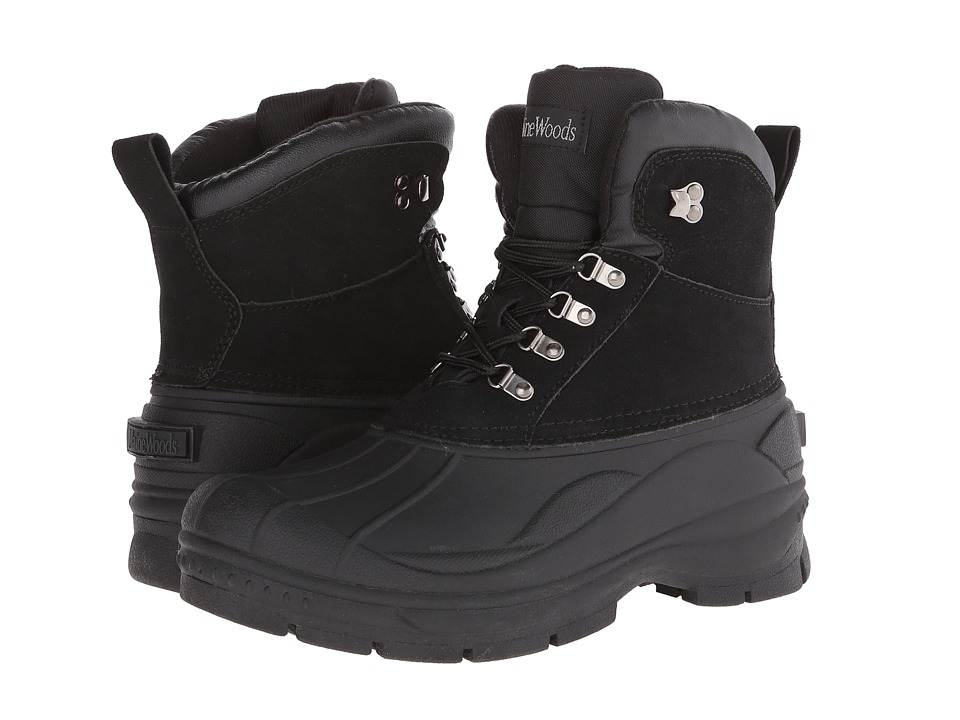 Maine Woods Paul (Black) Men
