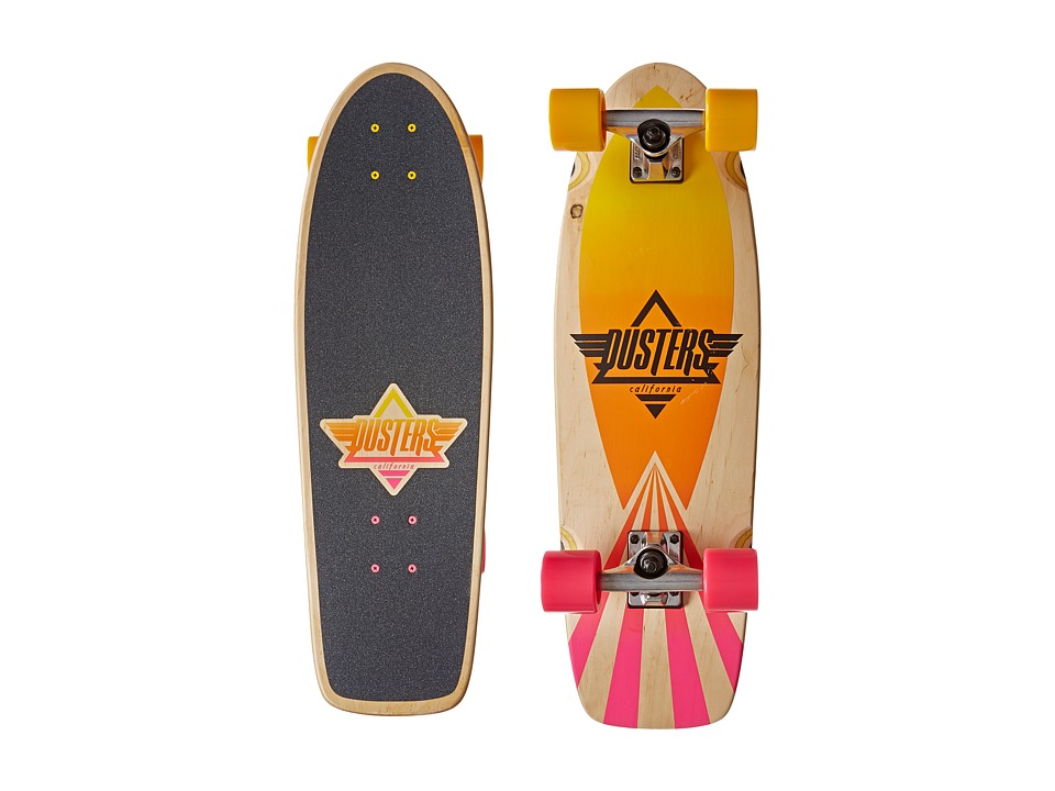 Dusters - Cazh (Sunset Fade) Skateboards Sports Equipment