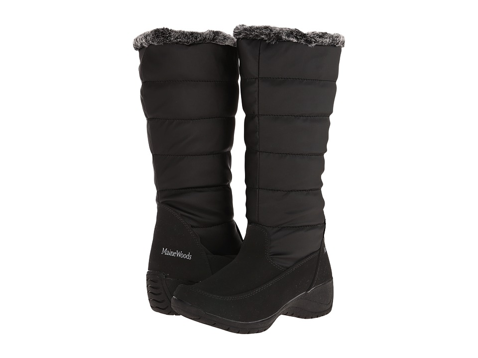 Maine Woods Elana (Black) Women