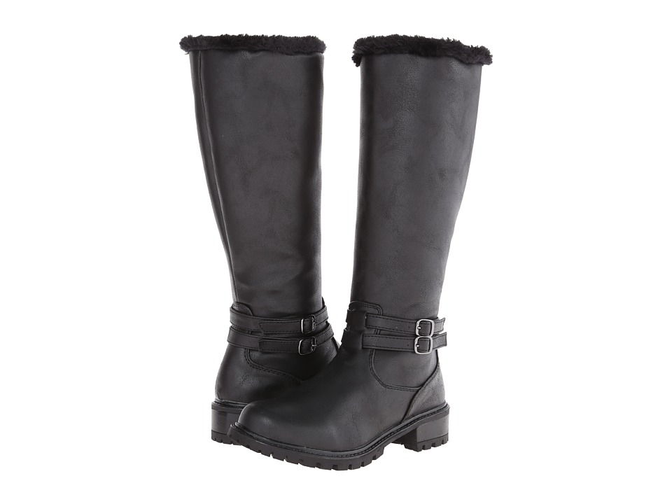 Maine Woods - Shirley (Black) Women's Cold Weather Boots