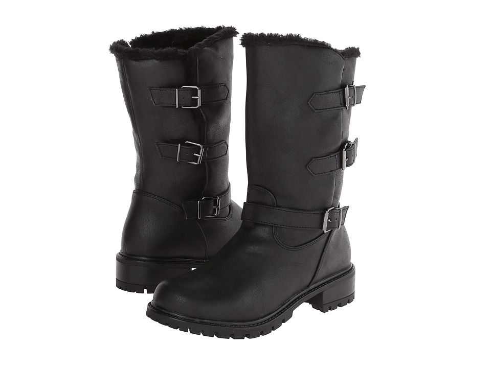 Maine Woods - Milly (Black) Women's Cold Weather Boots
